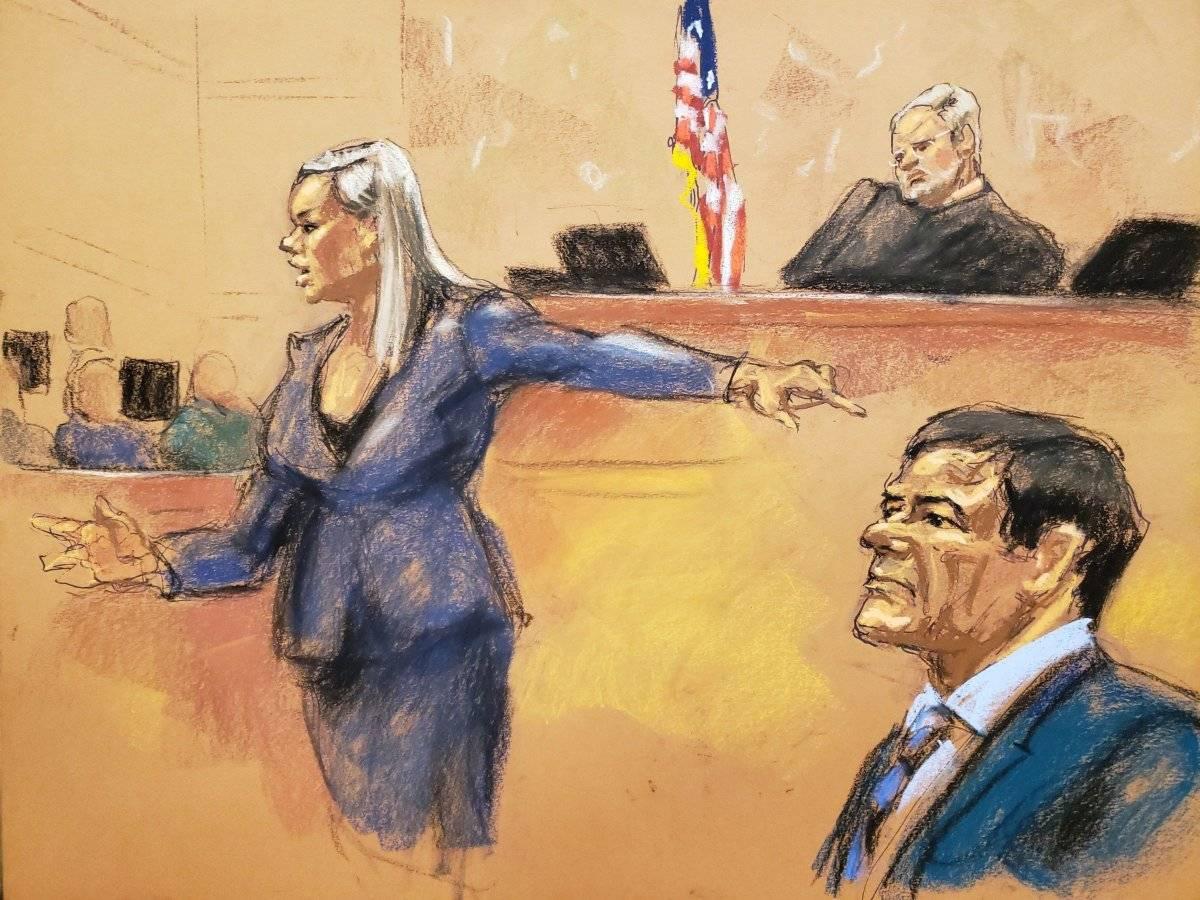 """La defensa del """"Chapo"""" pide al jurado que """"se aferre"""" a sus dudas"""