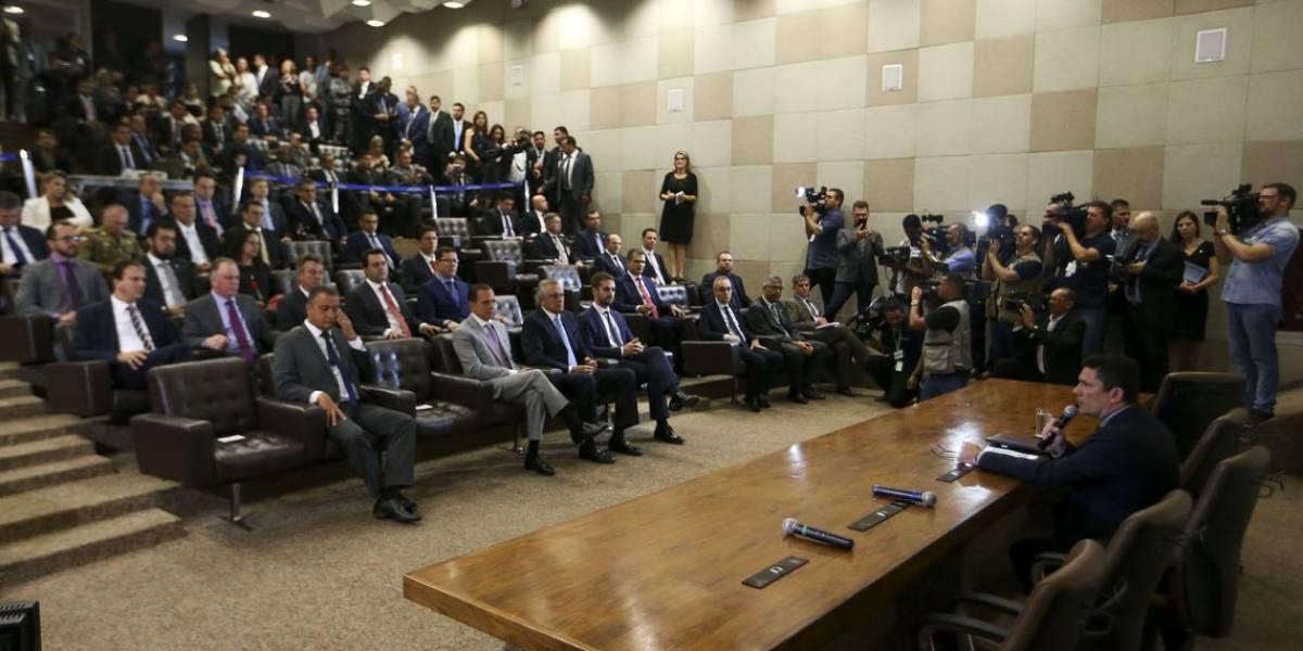 Pacote anticrime de Moro prevê mudança em 14 leis para combater corrupção e facções; veja principais pontos