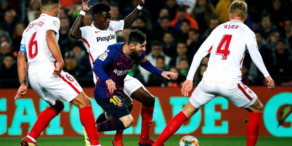 Lionel Messi es duda para enfrentar a Real Madrid en semifinal de Copa del Rey