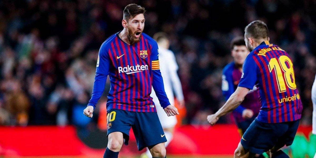 Ausencia de Messi en la práctica causa incertidumbre a pocas horas del Clásico