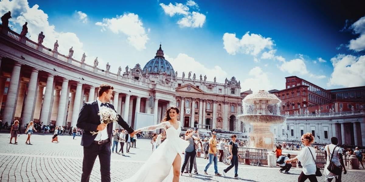 Novio para Instagram: la nueva modalidad para no viajar sola en Italia