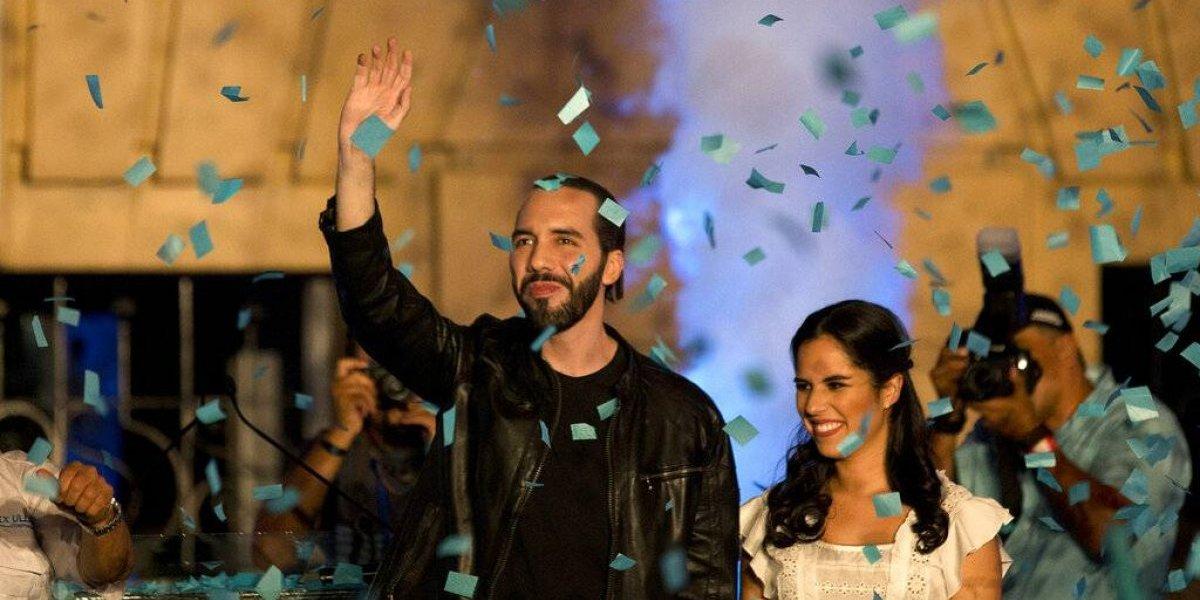 Países de la región felicitan a Bukele por su triunfo en El Salvador
