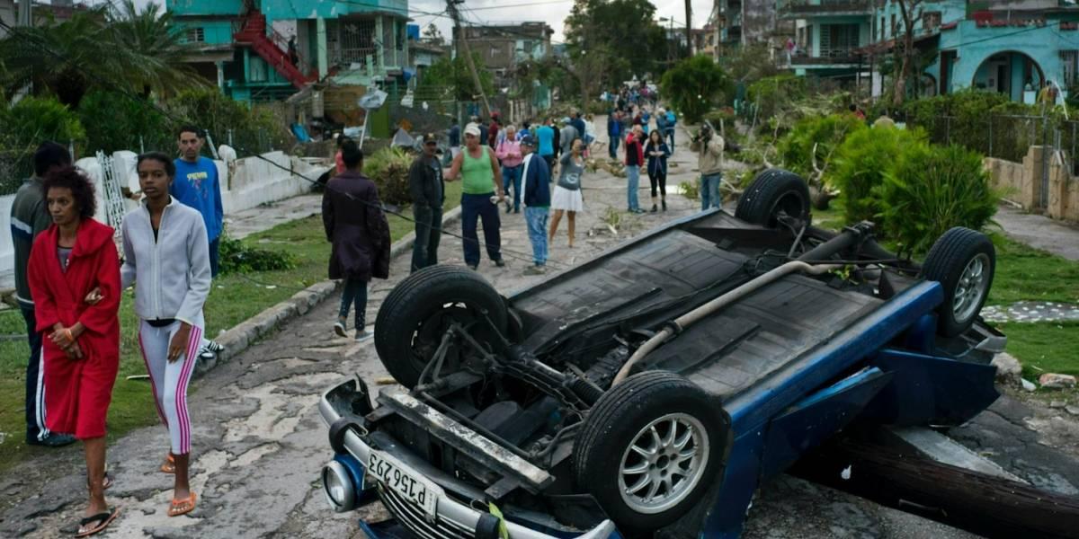 Aumenta la cantidad de muertos por tornado en La Habana