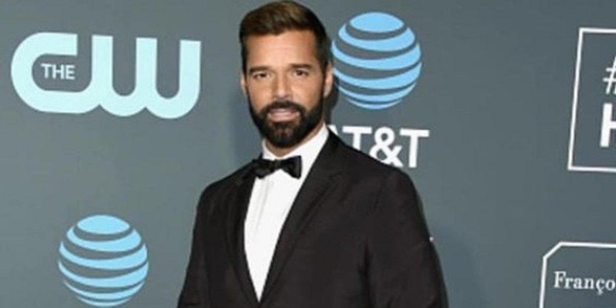 Ricky Martin se presentará en los Grammys