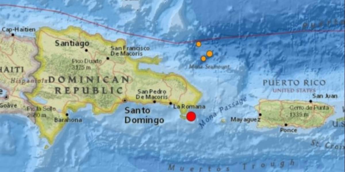 Un sismo de magnitud 5,3 sacudió al país