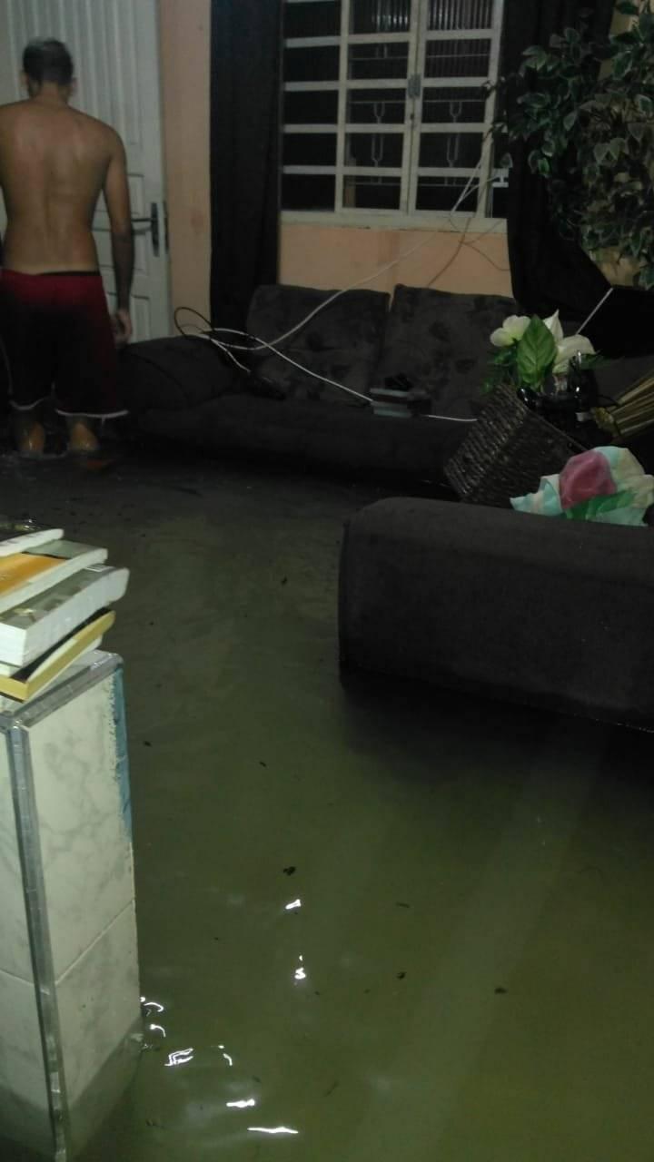 chuva no litoral