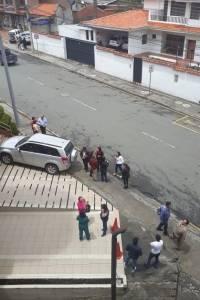 Evacuan edificios en Cuenca