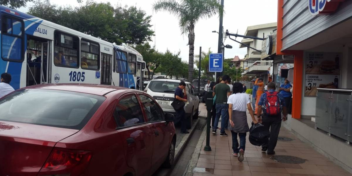 Sismo en Guayas: Cierre parcial de los túneles San Eduardo, Cerro Santa Ana y Cerro El Carmen