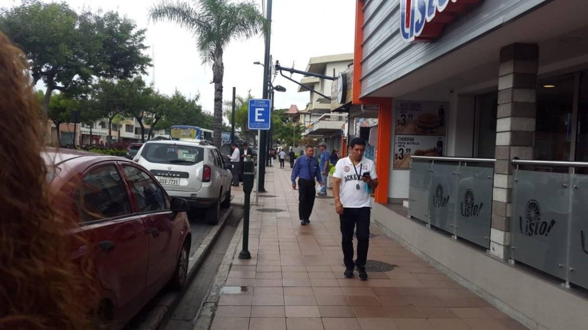 Sismo en Guayas Metro Ecuador