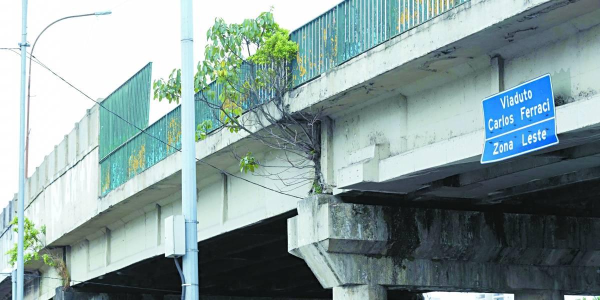 Situação de 16 pontes e viadutos de São Paulo é 'muito ruim', diz Siurb