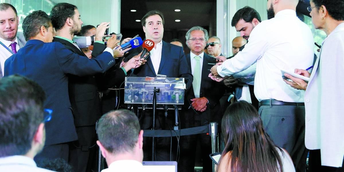 Paulo Guedes diz que está 'calibrando' reforma da Previdência