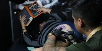 Tercera Convención de Tatuajes CDMX