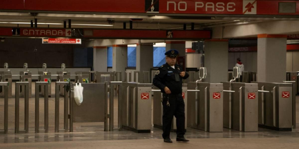 Detienen a dos presuntos acosadores de mujeres en el Metro