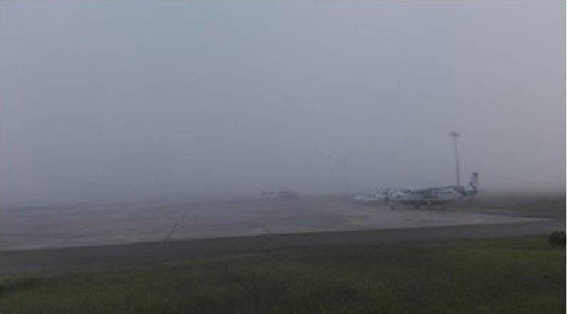 Cierran aeropuerto Mundo Maya por presencia de neblina