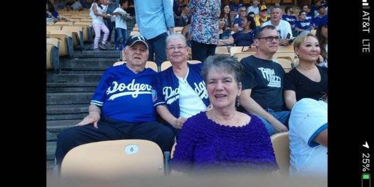 Reportan muerte de aficionada tras pelotazo en partido de los Dodgers