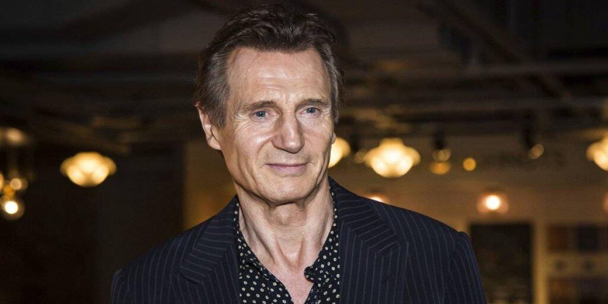 Liam Neeson asegura que no es racista