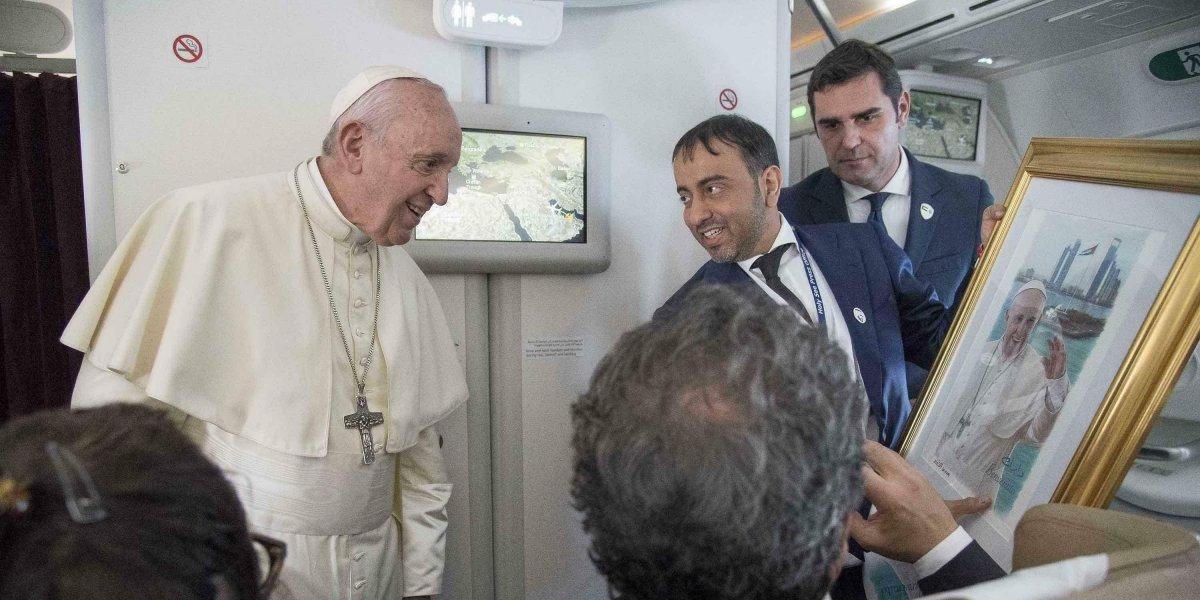Papa Francisco reconoce que existen abusos sexuales a monjas