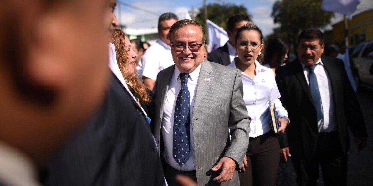 Mauricio Radford no podrá participar como candidato a la presidencia con el partido político Fuerza