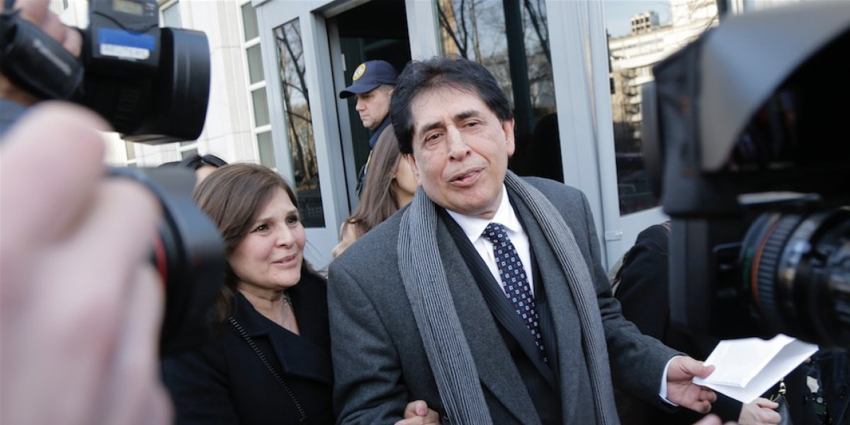 Brayan Jiménez recibe sentencia en Estados Unidos por caso de corrupción