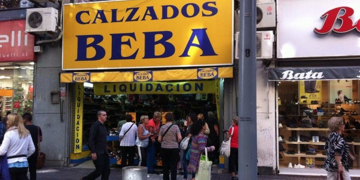 Emblemática tienda Calzados Beba cierra sus puertas para siempre