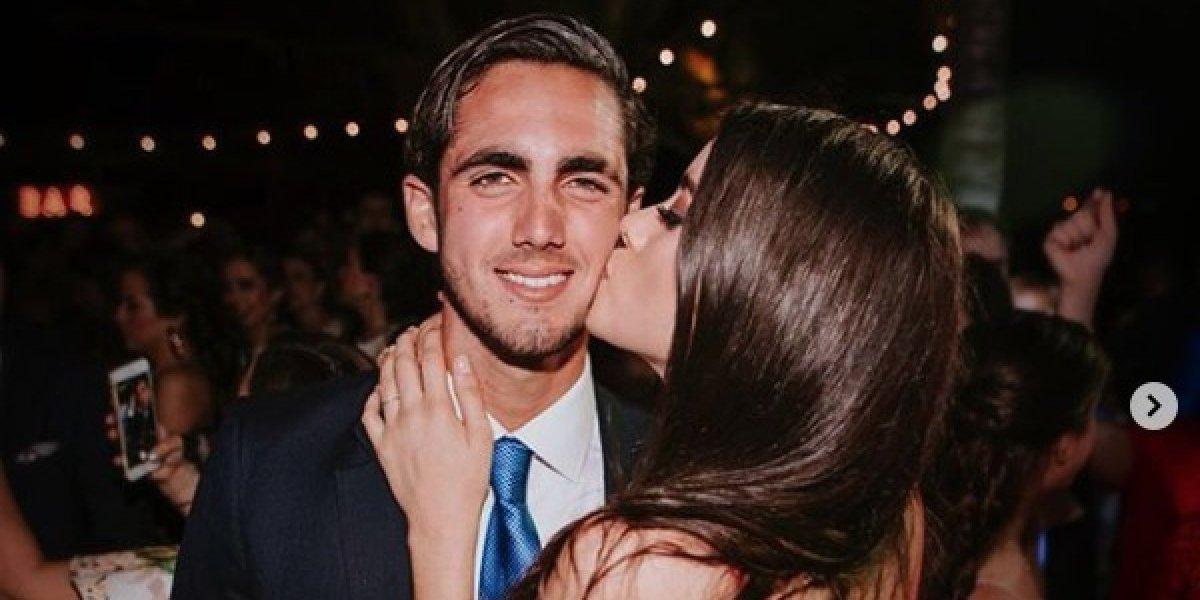 Ella es la novia de Leonardo Campana, el goleador del Sudamericano Sub 20