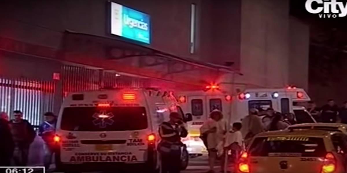 Trágica muerte de niño de 11 años en Bogotá