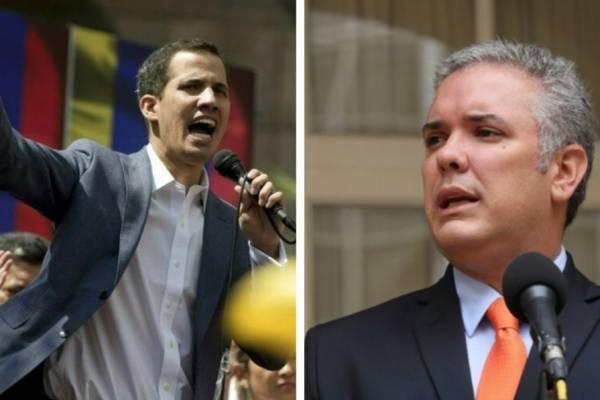 Guaidó // Duque