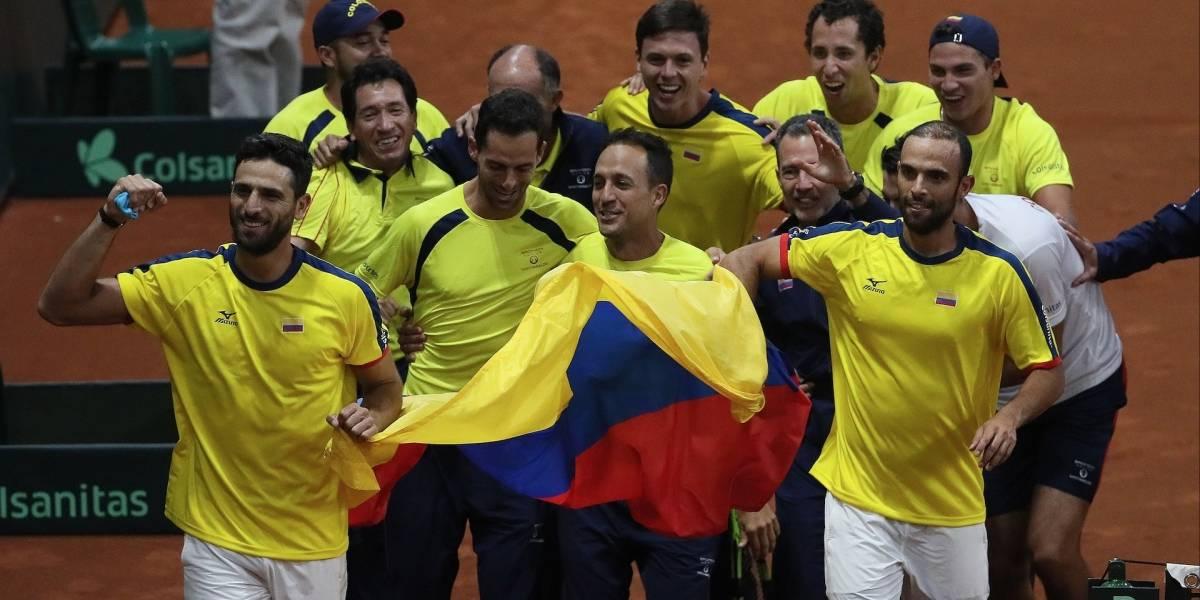 ¡Cartel completo!: todo está listo para que inicie la nueva Copa Davis