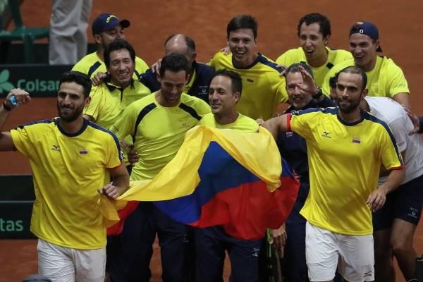 Definidos los bombos para el sorteo de la Copa Davis