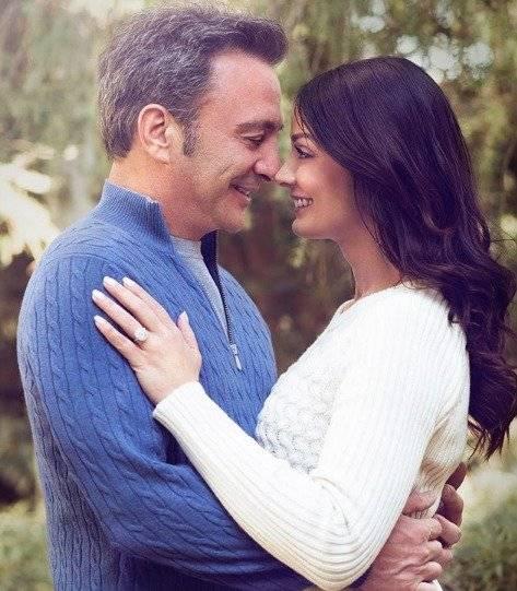 Dayanara Torres y su prometido Instagram