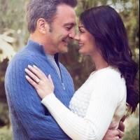 Dayanara Torres y su prometido