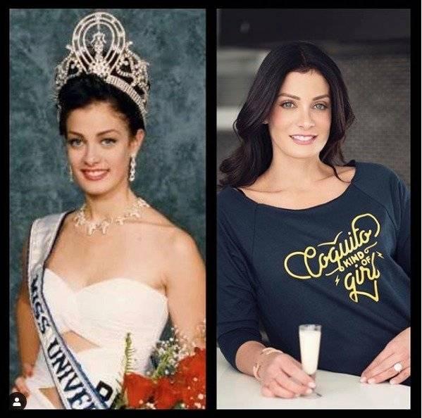Dayanara Torres, exesposa de Marc Anthony, antes y después Instagram