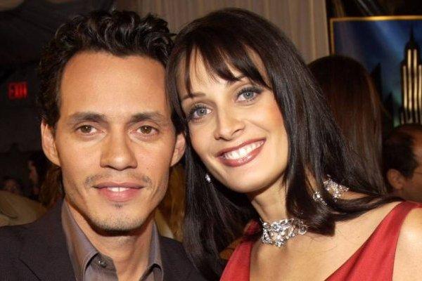 Dayanara Torres y Marc Anthon