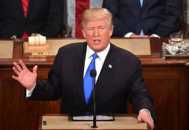 Donald Trump pronuncia su discurso sobre el Estado de la Unión 2019