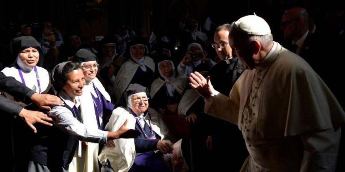 El Papa admite históricos abusos de curas a monjas