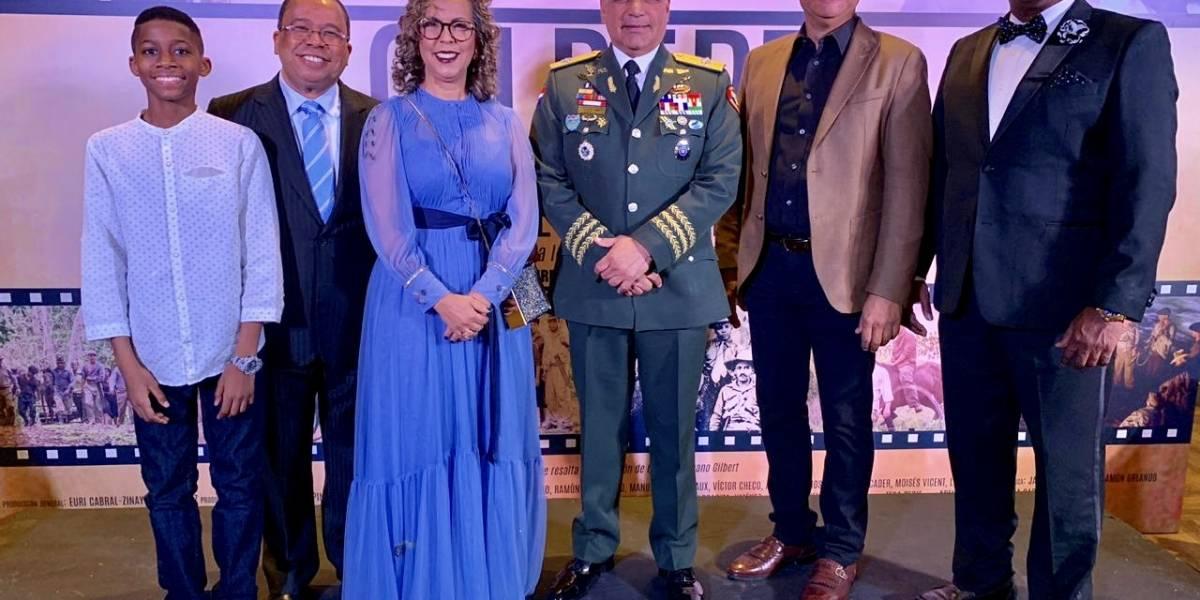 """Euri y Zinayda afirman que """"Gregorio Urbano Gilbert debe ser declarado héroe nacional"""""""