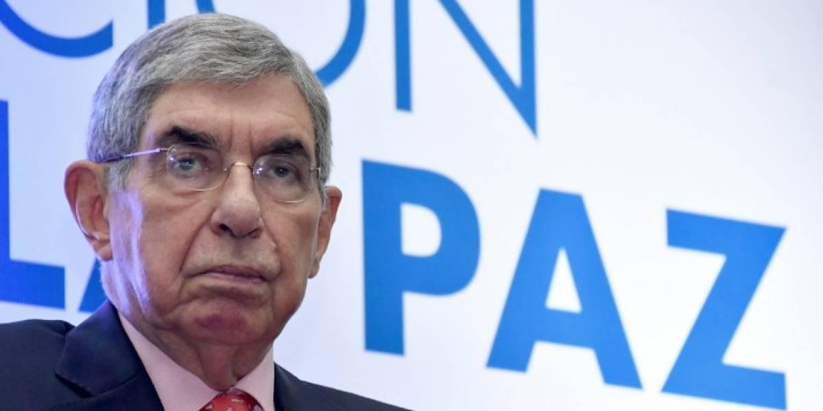 Expresidente Óscar Arias, denunciado por acoso sexual