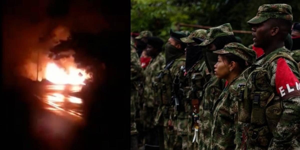 Nuevo ataque al oleoducto trasandino en Nariño