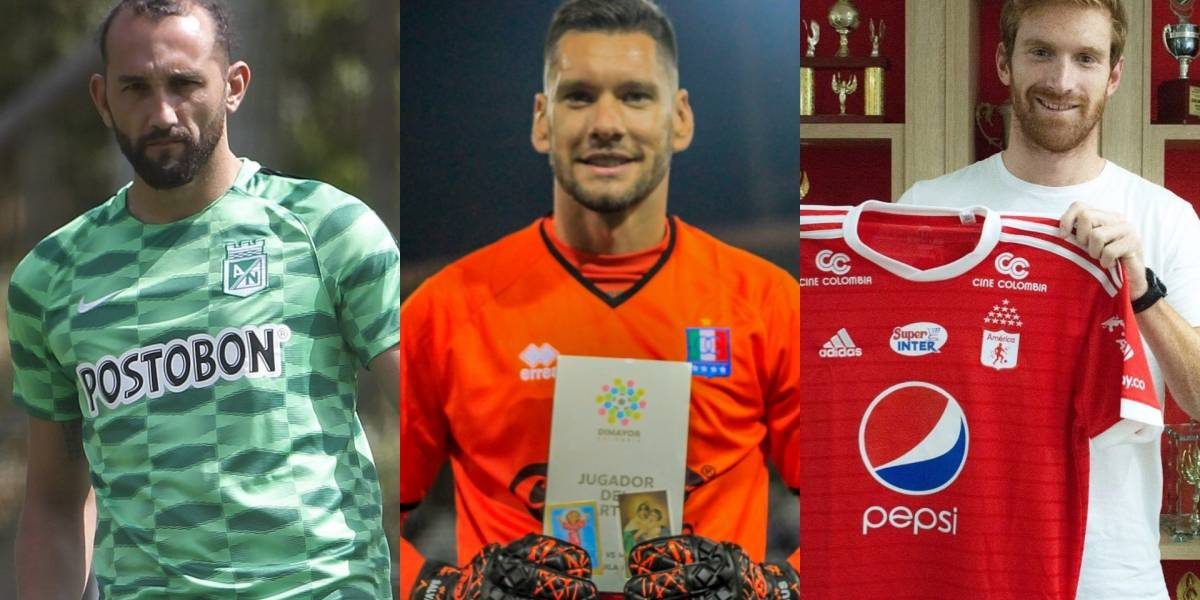 ¡En medio de suspicacias! Los extranjeros que sorprenden en la Liga Águila 1-2019