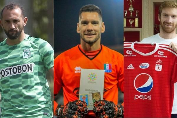 Los extranjeros que sorprenden en la Liga Águila 1-2019