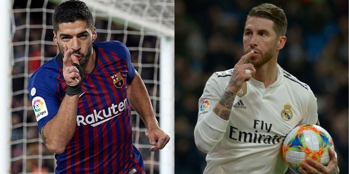 Barcelona vs. Real Madrid: ¡Primer round de 'El Clásico'!