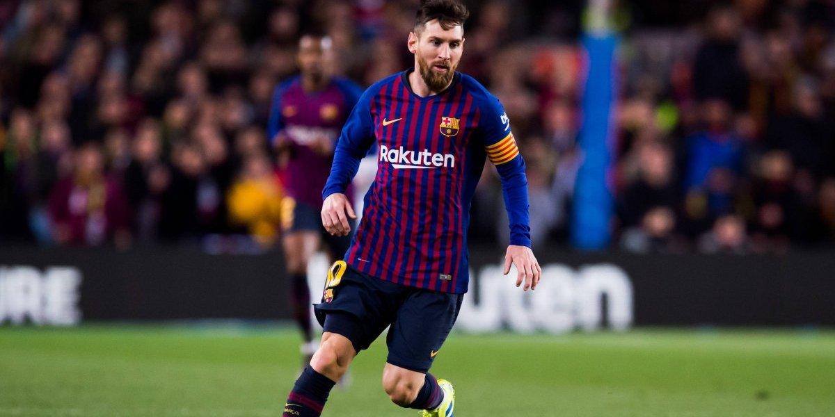 Valverde juega al misterio con Messi y no quiso confirmar su presencia en el clásico ante Real Madrid