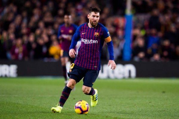 Lionel Messi es la principal duda para el Barça de cara al duelo contra el Real Madrid por las semifinales de la Copa del Rey. / Getty Images