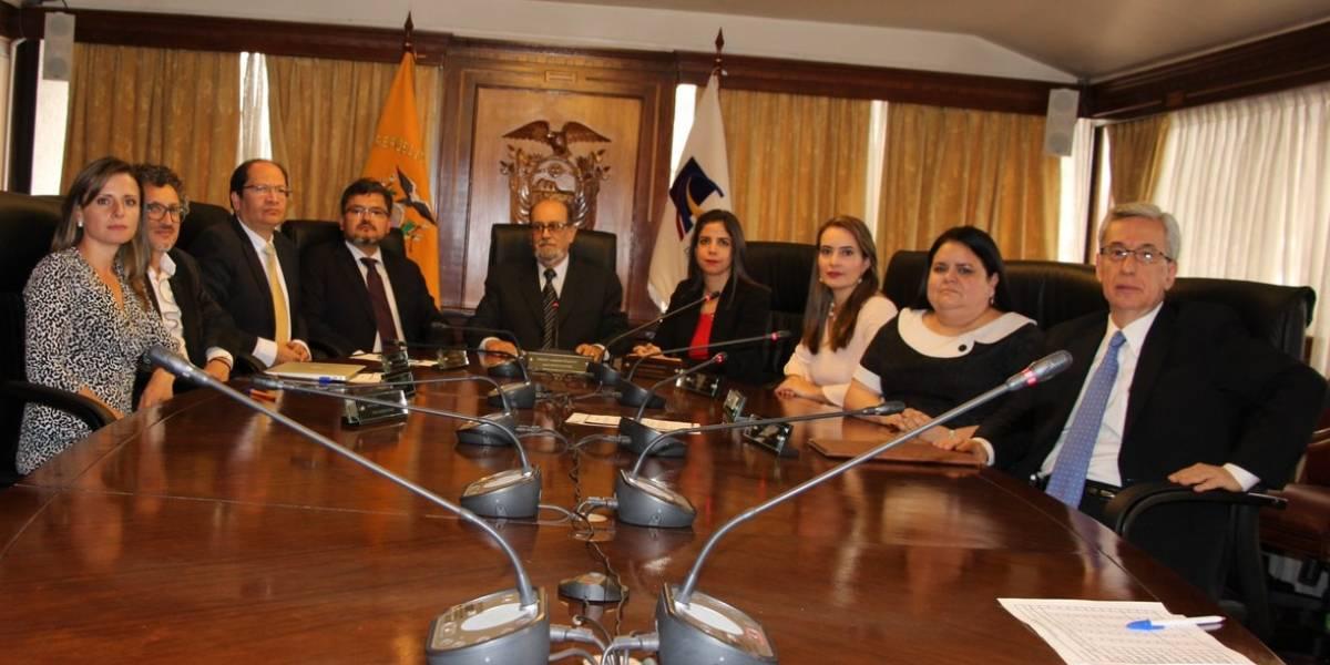 ¿Quién es Hernán Salgado, el presidente la nueva Corte Constitucional?