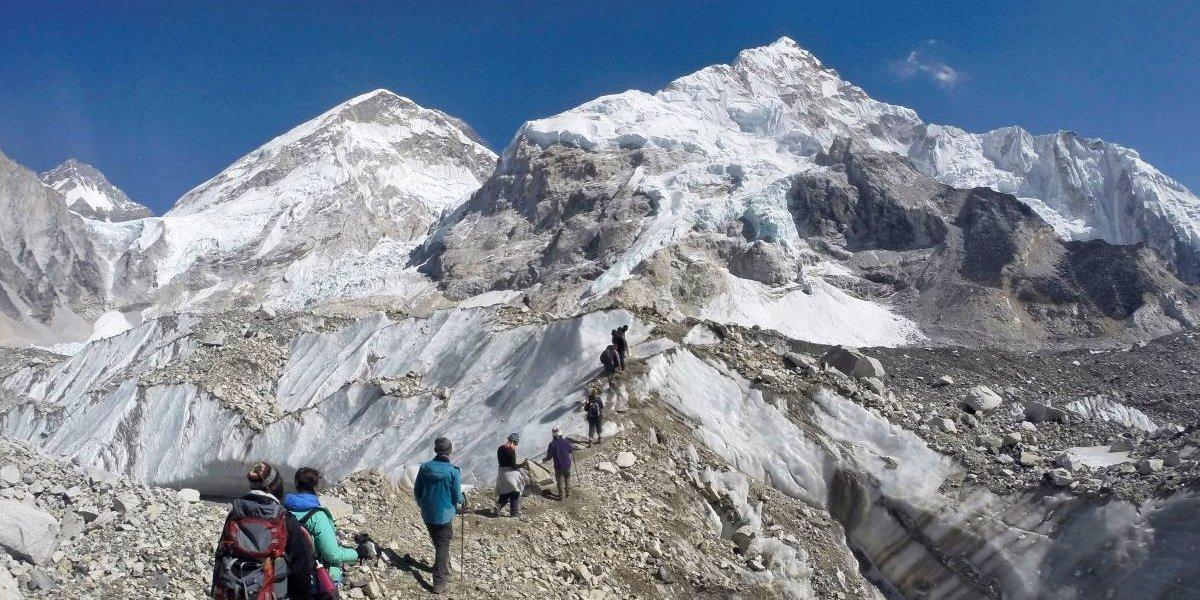 Cambio climático: un tercio de los glaciares del Himalaya se perderán a finales de siglo amenazando las reservas de agua de 1.900 millones de personas