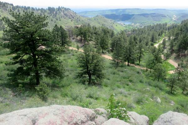 horsetooth mountain park colorado eua