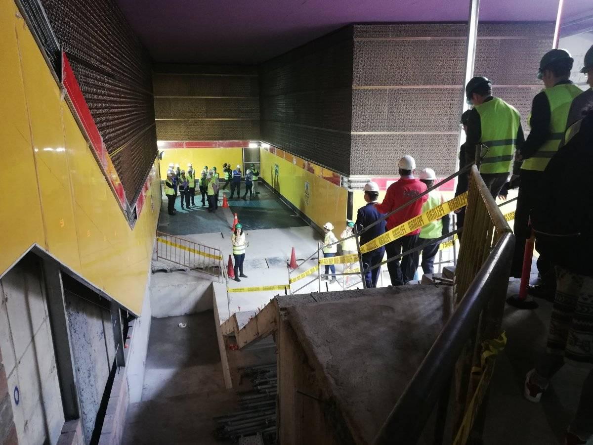 Así lucirán las paradas del Metro de Quito