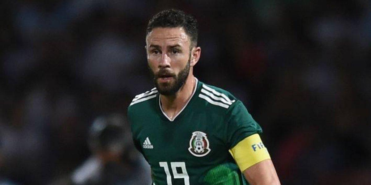 Layún se defiende de ataques por no ir a la Copa Oro