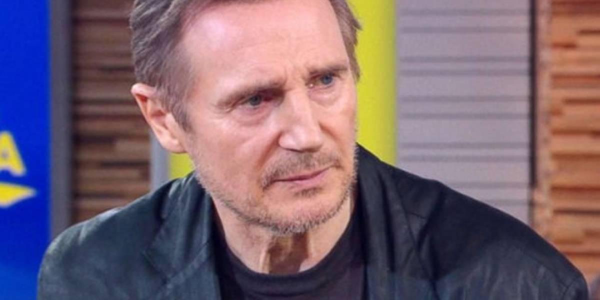 """""""No soy racista"""": la defensa de Liam Neeson tras haber afirmado que quería """"matar"""" a un hombre negro"""