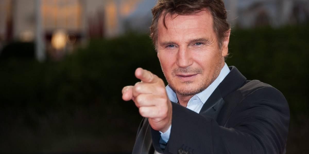 Liam Neeson confesó que estuvo a punto de matar a un afroamericano por venganza